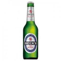 Becks Sin Alcohol 33Cl