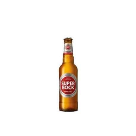 Super Bock Sin Alcohol 33Cl
