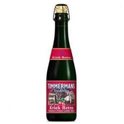 Timmermans Tradition Kriek Retro 37,5Cl