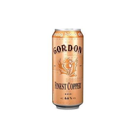 Gordon Finest Copper Lata 50Cl