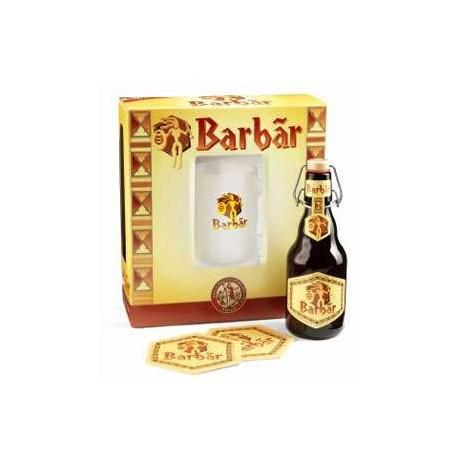 Estuche Barbar 2*33Cl. + Vaso