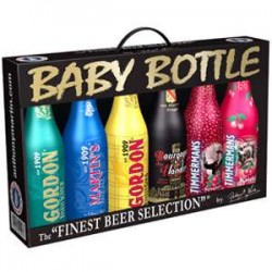 Estuche Baby Bottle Fbs 6*18Cl