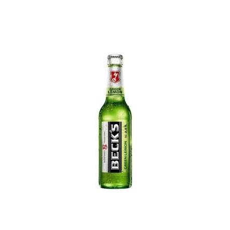 Becks Green Lemon 33Cl