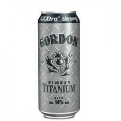 Gordon Finest Titanium Lata 50Cl