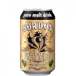 Gordon Finest Malta Lata 33Cl