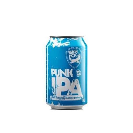 Brew Dog Punk Ipa Lata 33Cl
