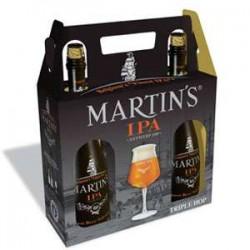 Estuche Martin's Ipa 2*75Cl.+1Vaso