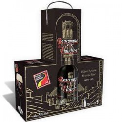 Estuche Bourgogne Flandres 1*75Cl.+2V
