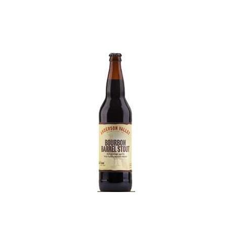 Bourbon Barrel Stout Anderson Valley 65C