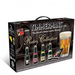 Estuche Timmermans Retro Collect. 37,5Cl