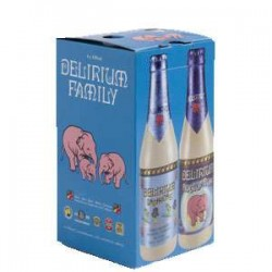 Estuche Delirium Family Box 4*33Cl