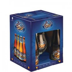 Estuche Queue Charrue 4*33Cl Bl+Br+T+Am