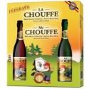 Estuche La Chouffe 2*75Cl + 1 Vaso