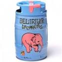 Barril Delirium Tremens 5L