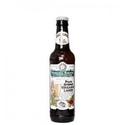 Samuel Smith Pure Organic Lager 35,5Cl
