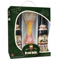 Estuche Kwak 2*33Cl + 1 Vaso 20Cl
