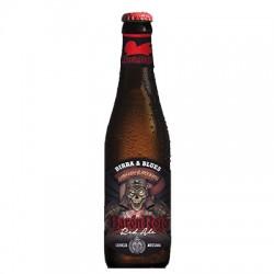 Birra Blues Baron Rojo 33Cl