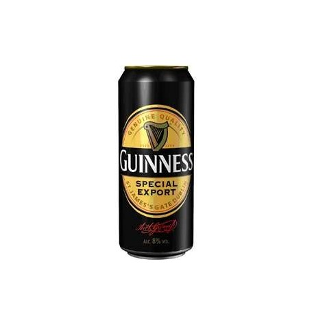Guinness 8 Special Export lata 50Cl