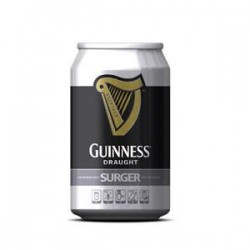 Guinness Draught Surger Lata 33CL