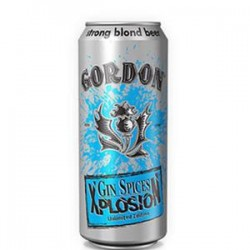 Gordon Gin Spices Xplosion Lata 50Cl