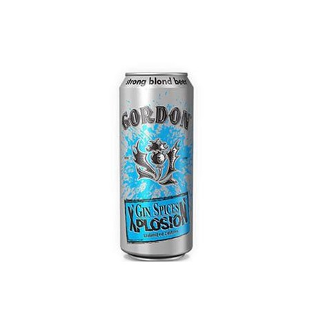 Gordon Gin Spices Xplosion Lata 50Cl