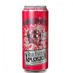 Gordon Red Fruit Xplosion Lata 50Cl