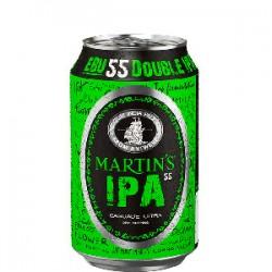 Martin's Ipa 55 Lata 33Cl