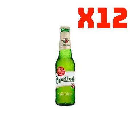 CAJA Pilsner URQUELL 12 X 33CL