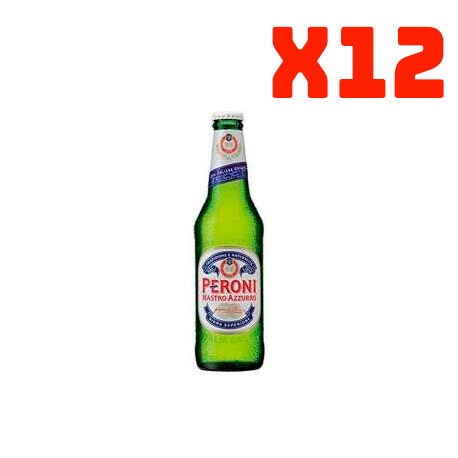 CAJA PERONI 12 X 33CL