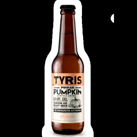 TYRIS PIMPAM PUMPKIN 33CL