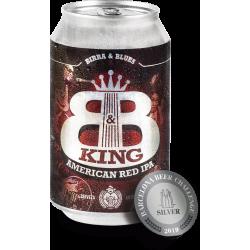 BIRRA BLUES B B KING LATA 33CL