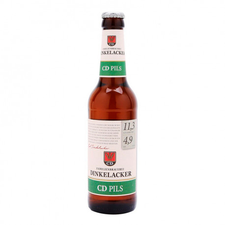 Dinkelacker Cd-Pils 33Cl