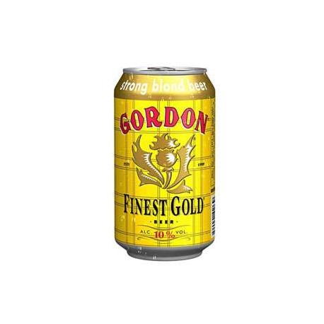 Gordon Finest Gold Lata 33Cl