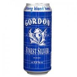 Gordon Finest Silver Lata 50Cl
