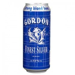 Gordon Finest Silver Lata 50Cl