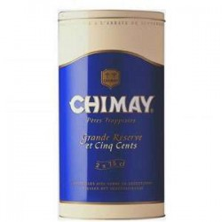 Estuche Chimay Metal Box 2*75Cl.+1 Vaso