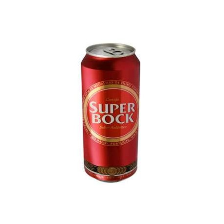 Super Bock Lata 50Cl