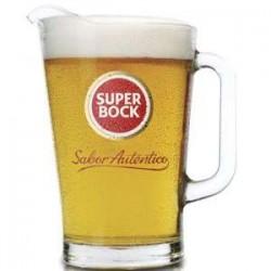 Jarra Super Bock Cristal 1,5L