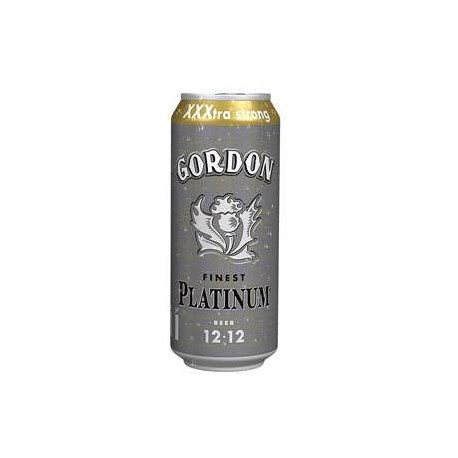 Gordon Finest Platinum Lata 50Cl