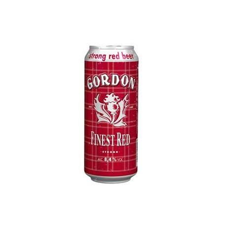 Gordon Finest Red Lata 50Cl