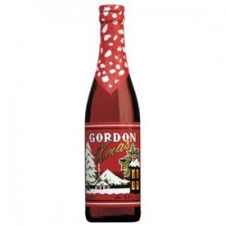 Gordon Christmas 33Cl